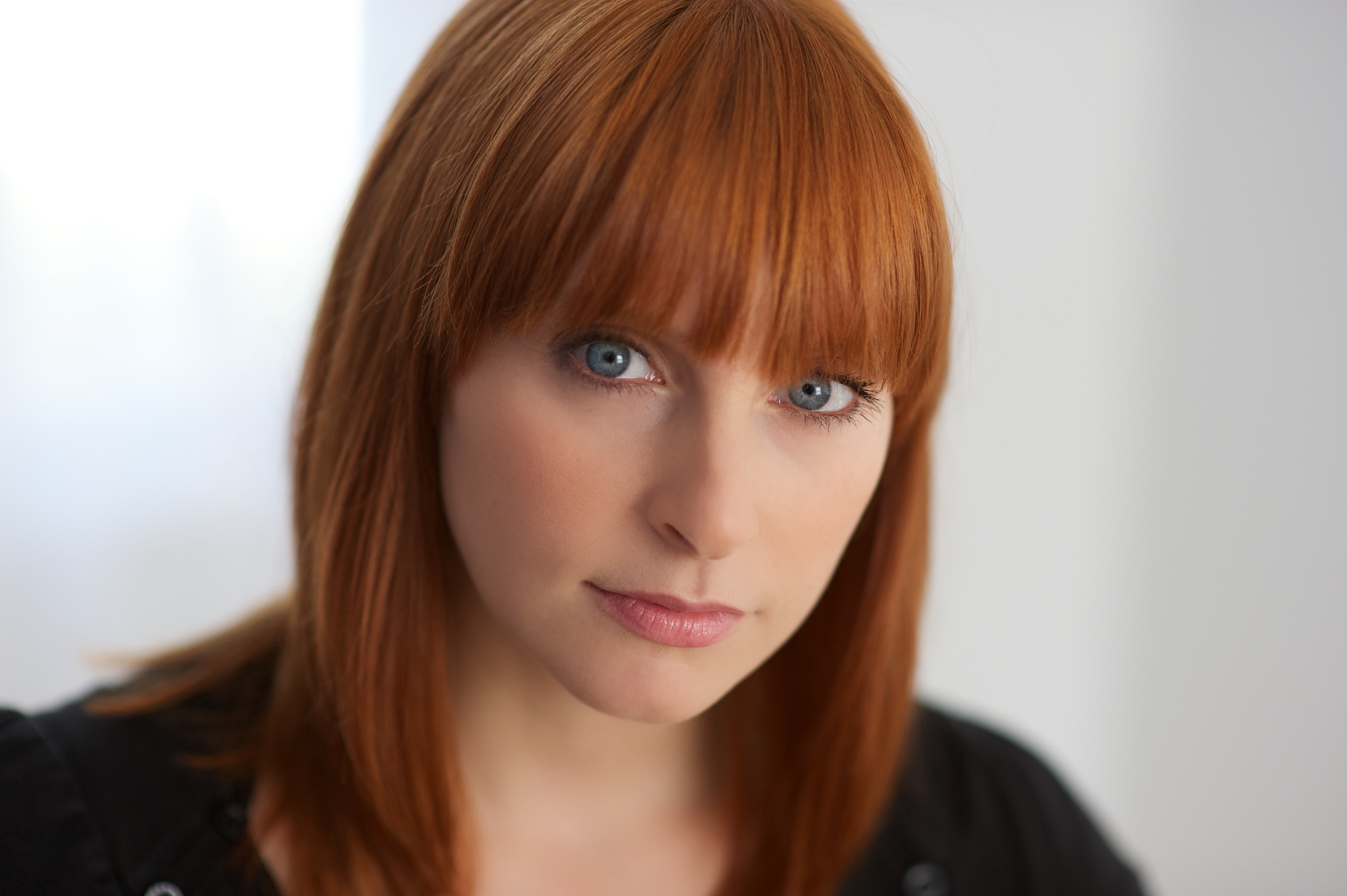 Actress headshots.Copyright 2011 mark menditto.