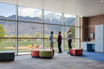 Newbridge Elementary School for MHTN Architects.Architectural Photography by Paul Richer / RICHER IMAGES