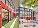 Utah School for the Deaf & Blind.Architectural Photography by Paul Richer / RICHER IMAGES