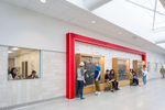 Woods Cross High School for GSBS Architects.Architectural Photography by Paul Richer / RICHER IMAGES