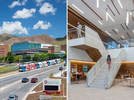 ACC Building / Rehab Hospital / University of Utah Health for FFKR & HDR Inc.Architectural Photography by: Paul Richer / RICHER IMAGES