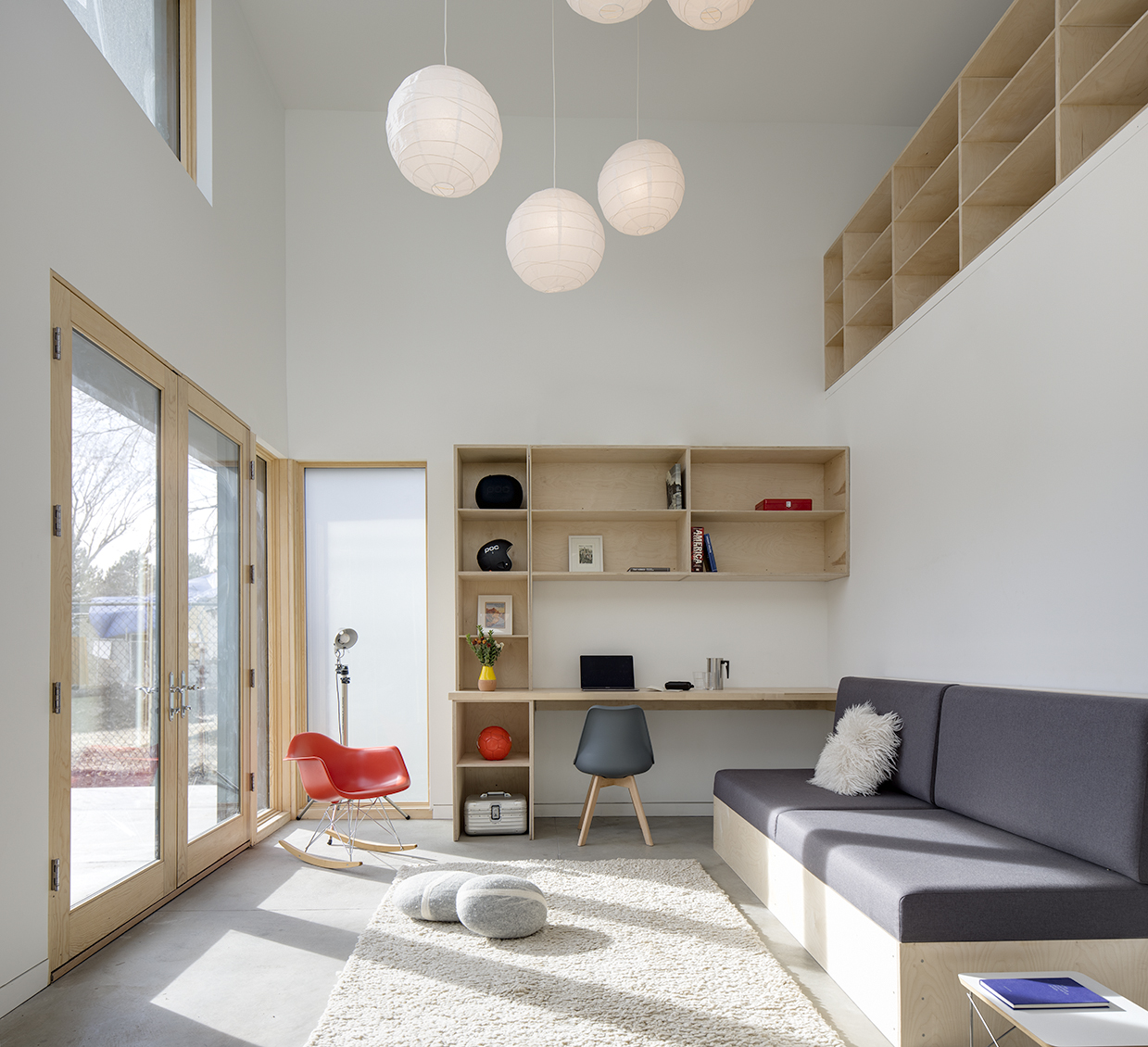Kunga Studio for Atelier Jorg RugemerArchitectural Photography by: Paul Richer / RICHER IMAGES