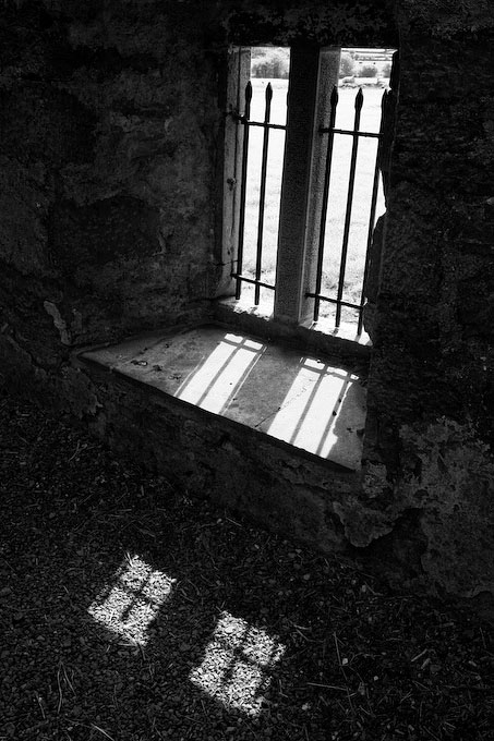 Ross Abbey Window