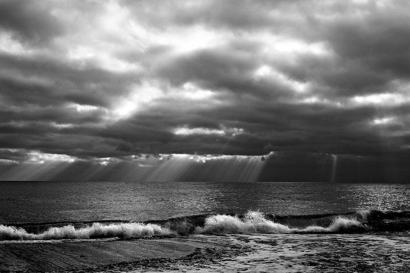Hampton Beach Storm