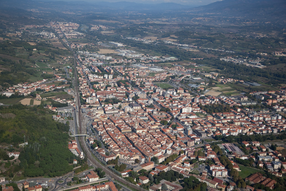 Montevarchi Italy  City pictures : Italian New Towns: A M: Montevarchi