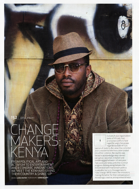 Arise Magazine