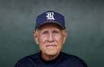 Rice University Owls head coach Wayne Graham in Houston