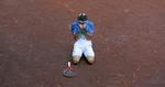 Juan Monaco celebrates winning the 2016 Fayez Sarofim & Co. U.S. Men's Clay Court Championships at River Oaks Country Club in Houston