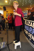 Days before the election, then U.S. Senate candiidate Elizabeth Warren held a rally at the Harvest Cafe in Hudson. Warren defeated U.S. Sen. Scott Brown.