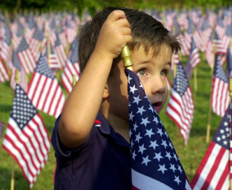 WESTON_kid-and-flag