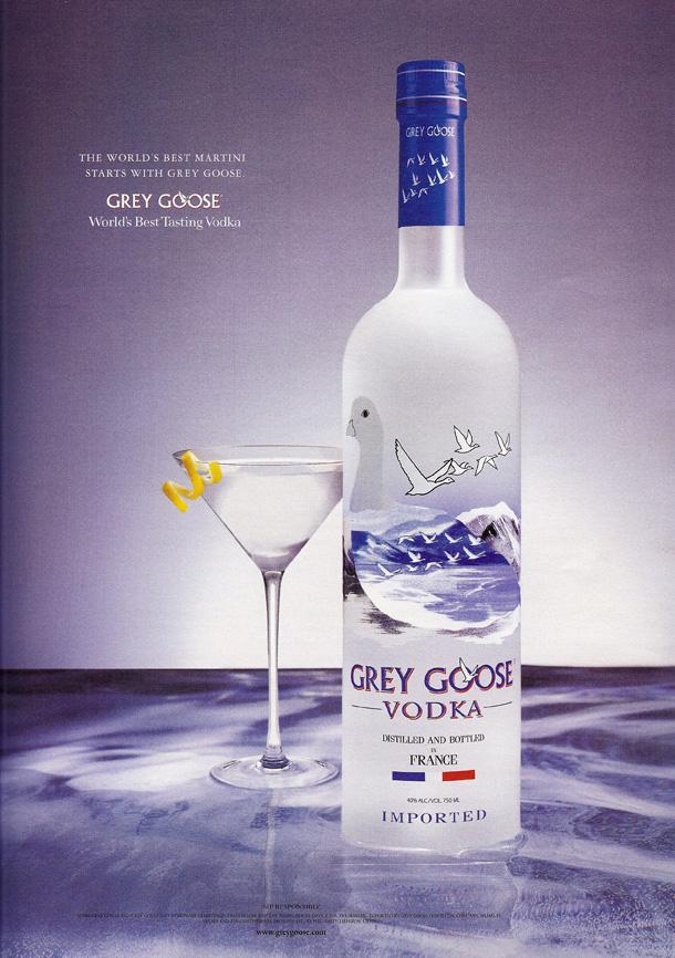 Grey Goose- Sugartown Creative