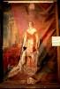 Queen Victoria Painting 1846   War Damage  Jaffna