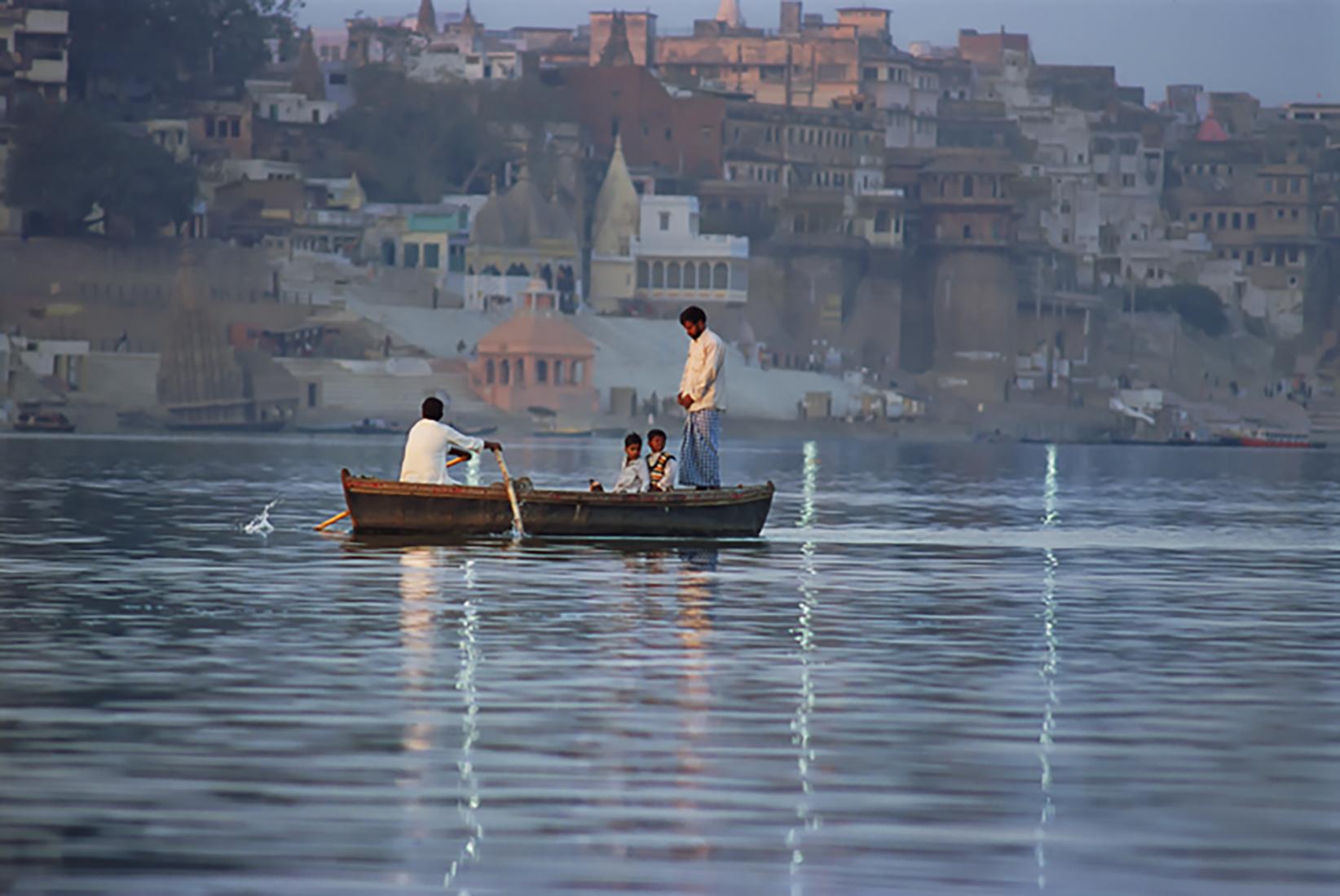 Ganges River  Varanasi, India