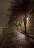 The Seine at Midnight