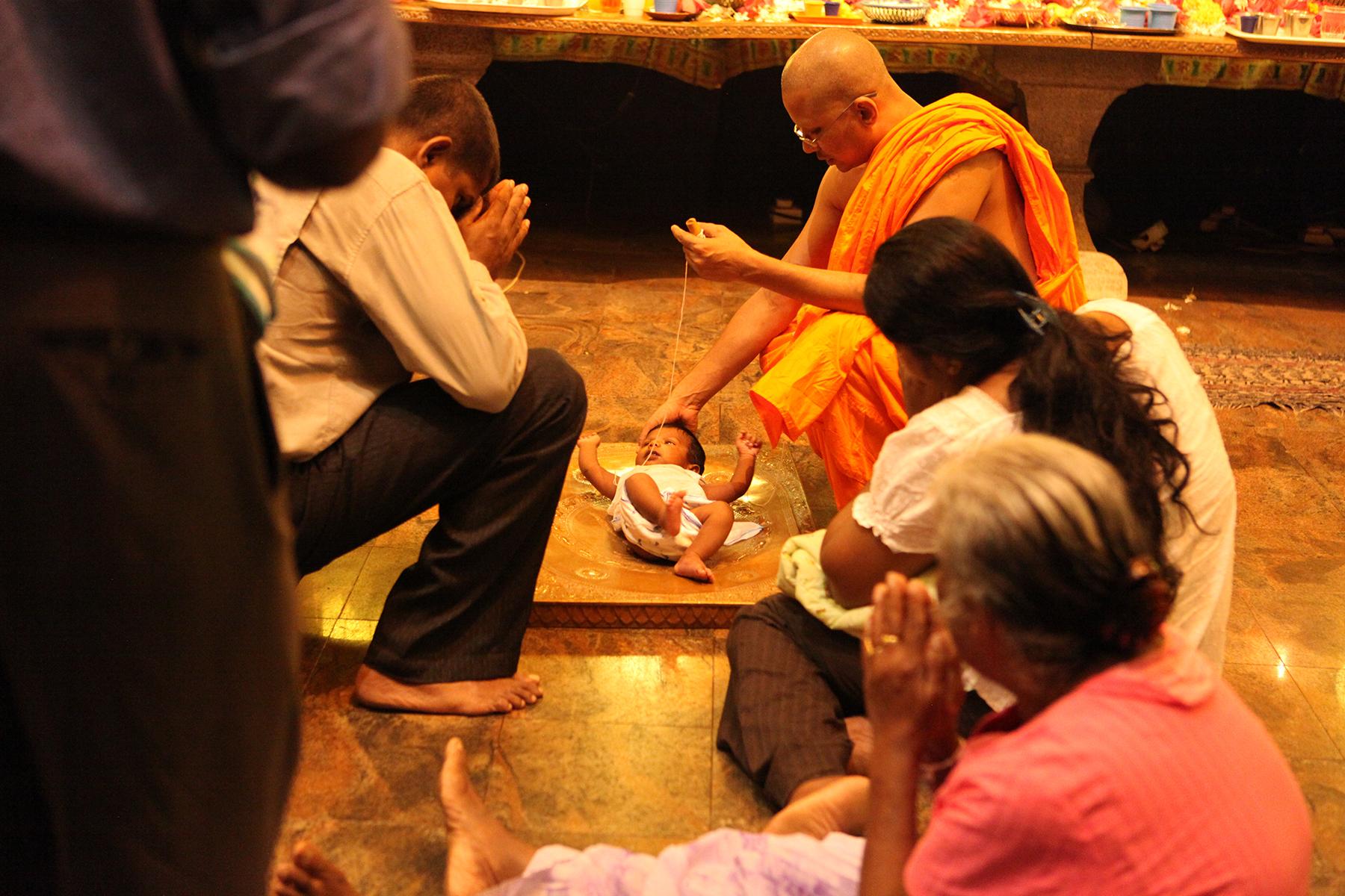 Gungaramaya Temple  Colombo
