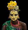Black-background-Sophisticated-Suri-Woman-w-Yellow-Face-9W2A2838