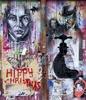Brick Rd Grafitti  London