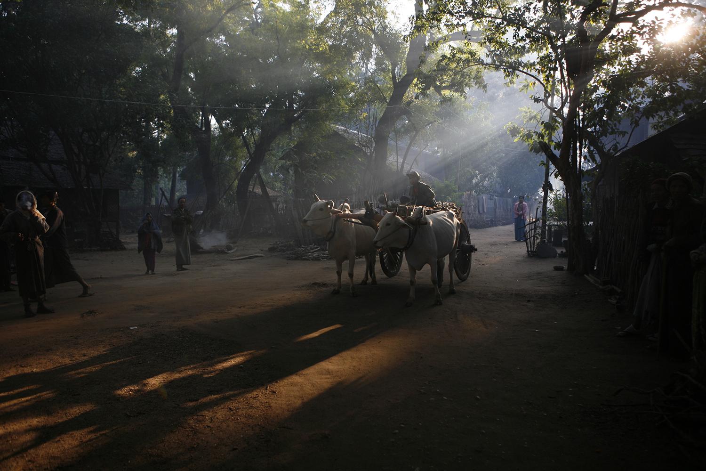 Amarapura  Myanmar