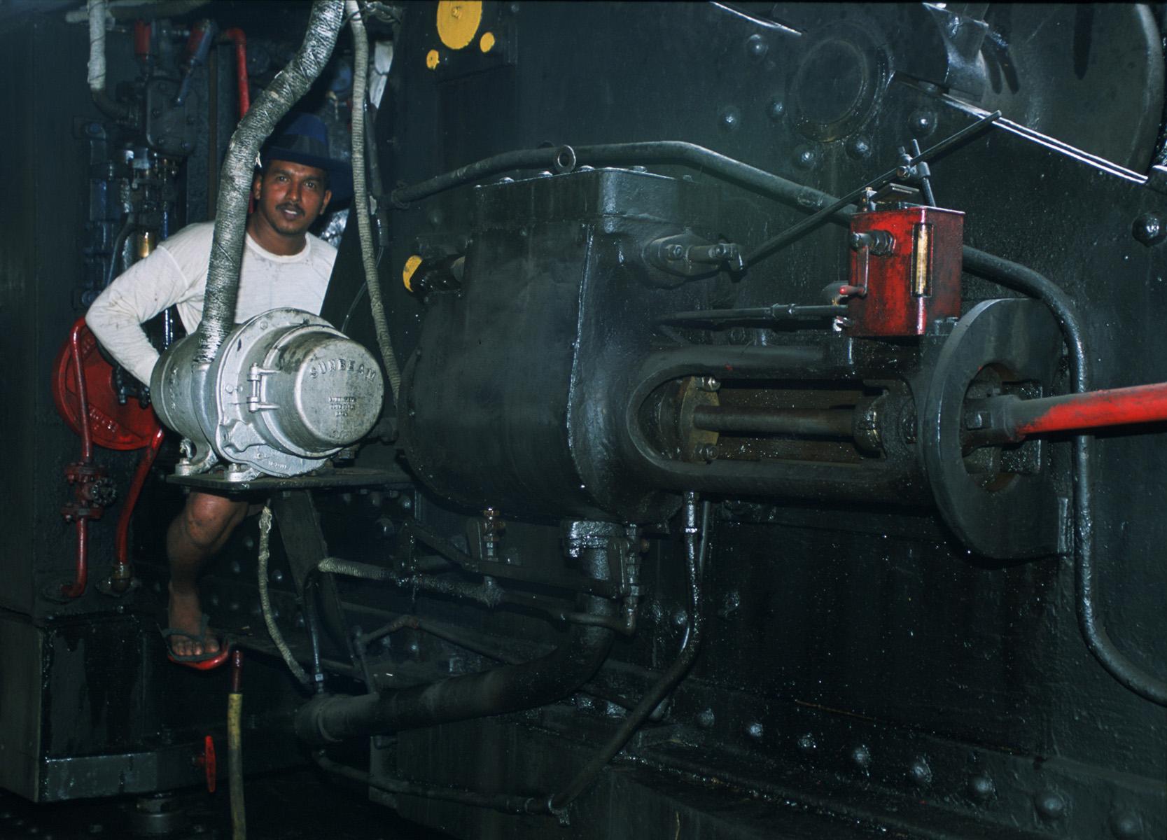 Colombo RR Station