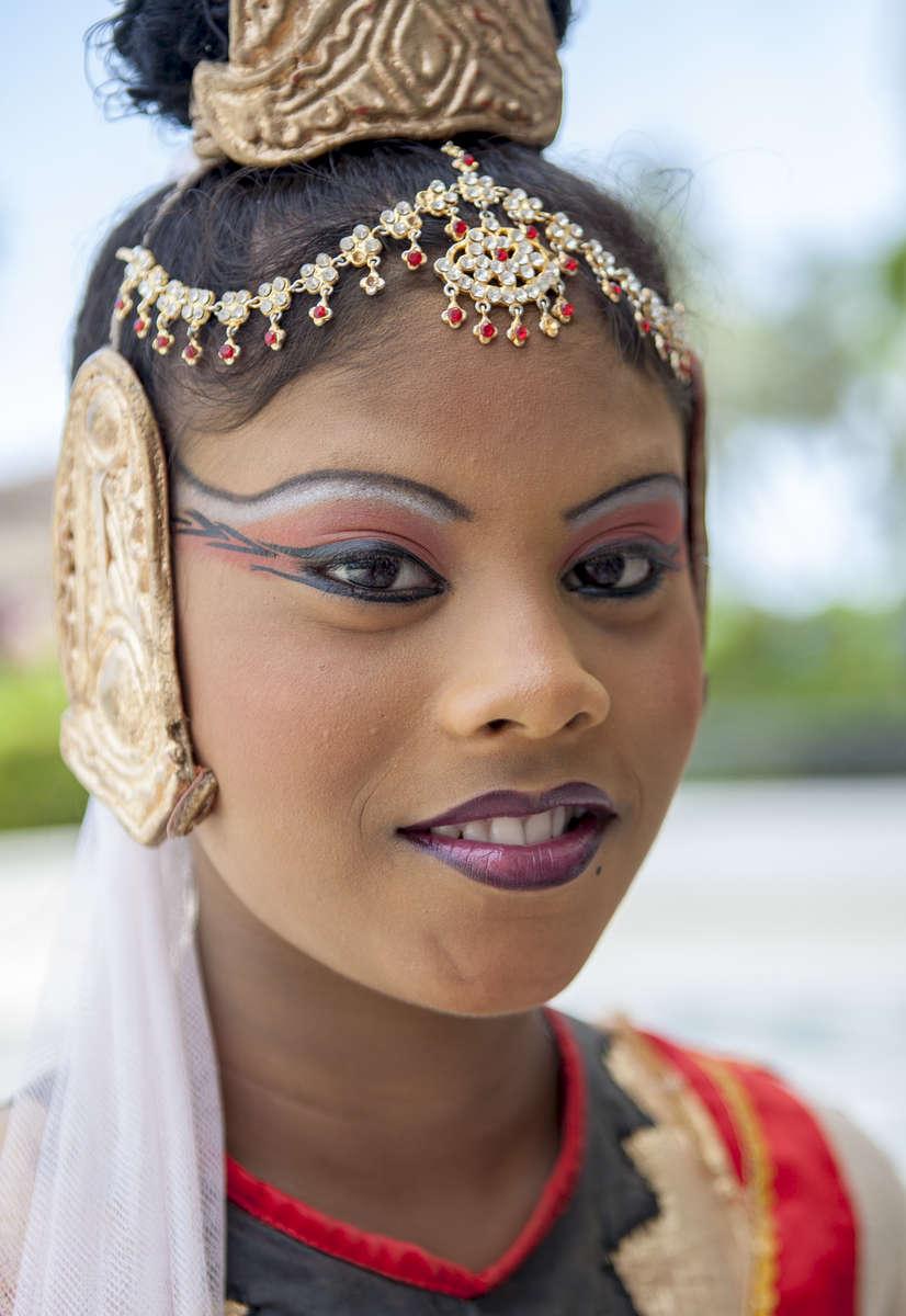 Kandyan Dancer  Sri Lanka