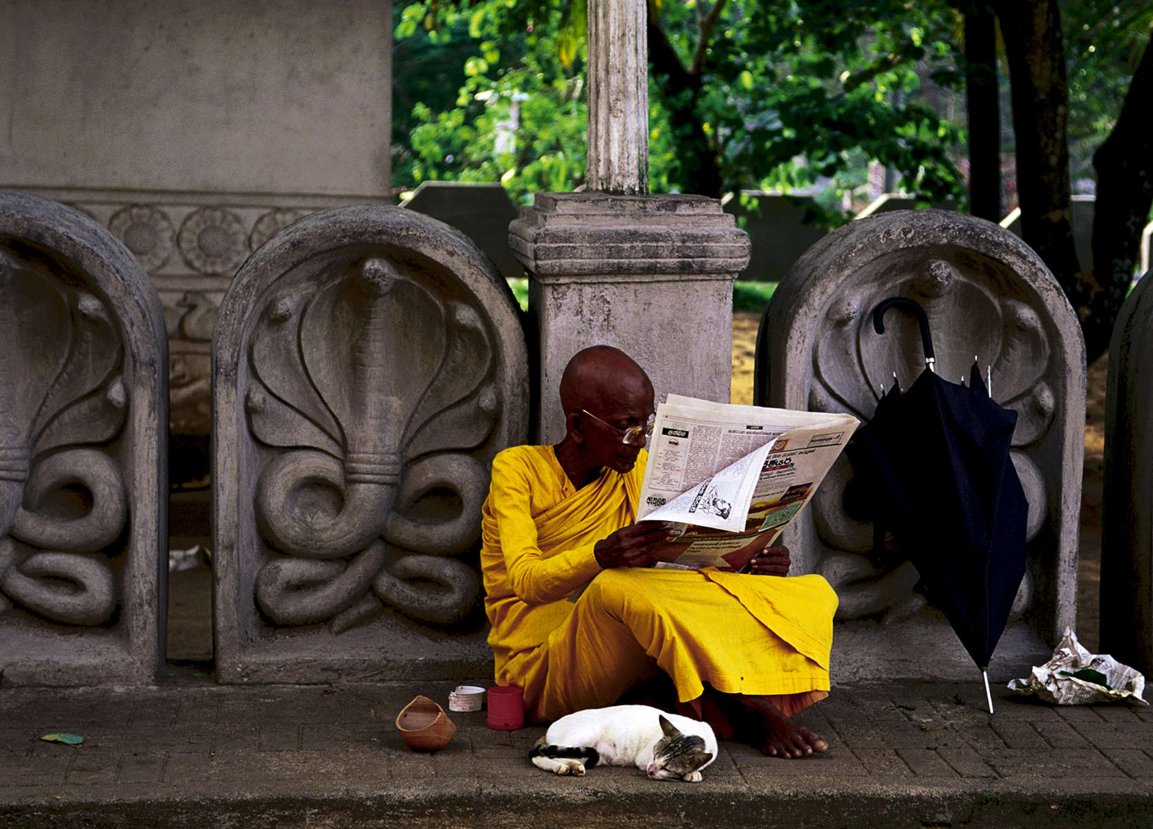 Kelaniya-Nun-Reading