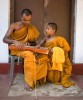 Teaching at Mihintale Temple