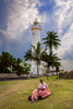 WS-Woman-in-Front-of-Galle-Fort-Lighthouse-NBo-2-IMG_1875