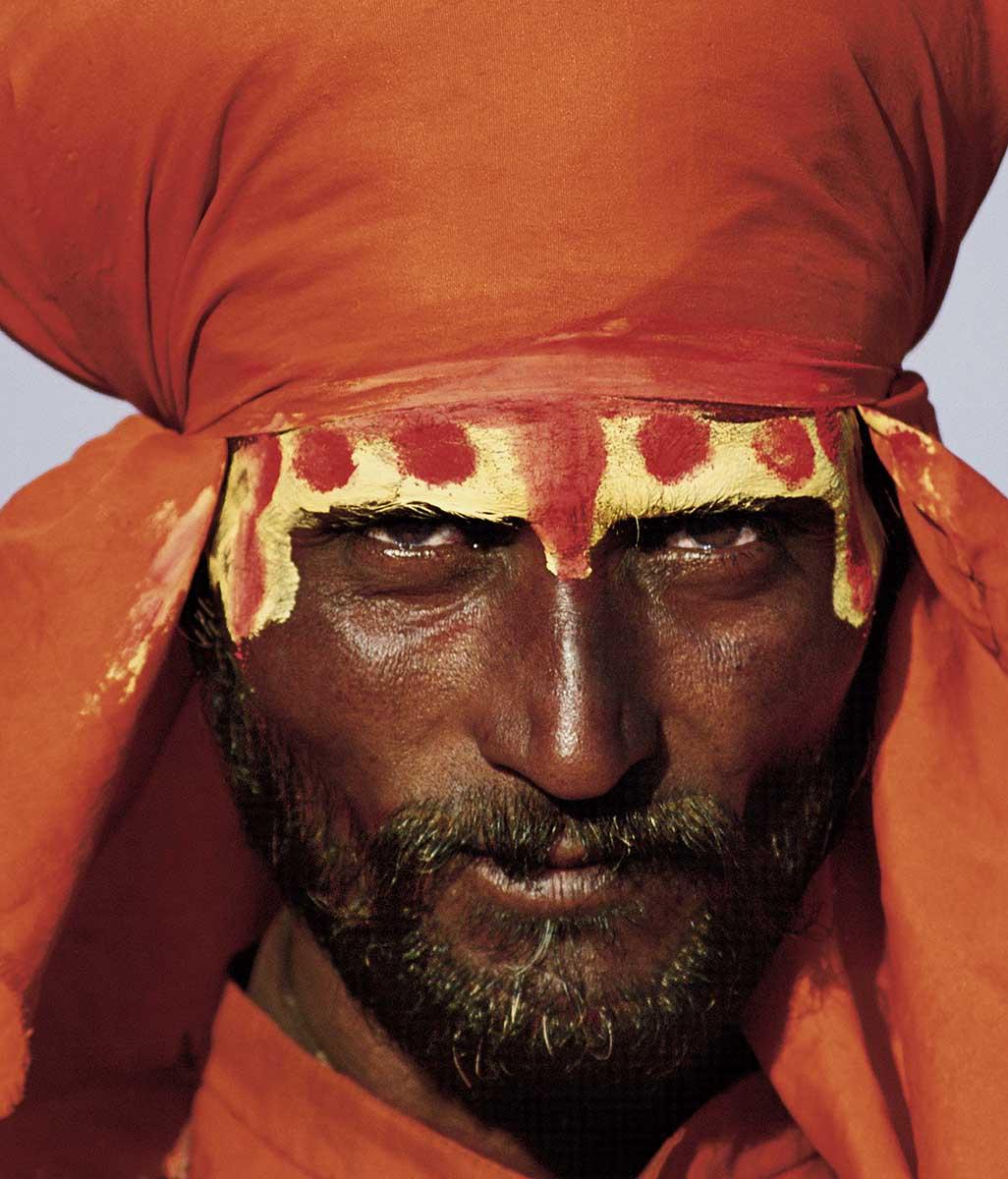 Pushkar Desert  India