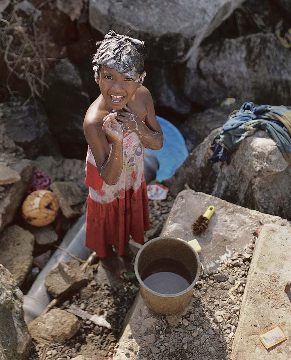 Resilience -Tsunami Survivor   Beruwala