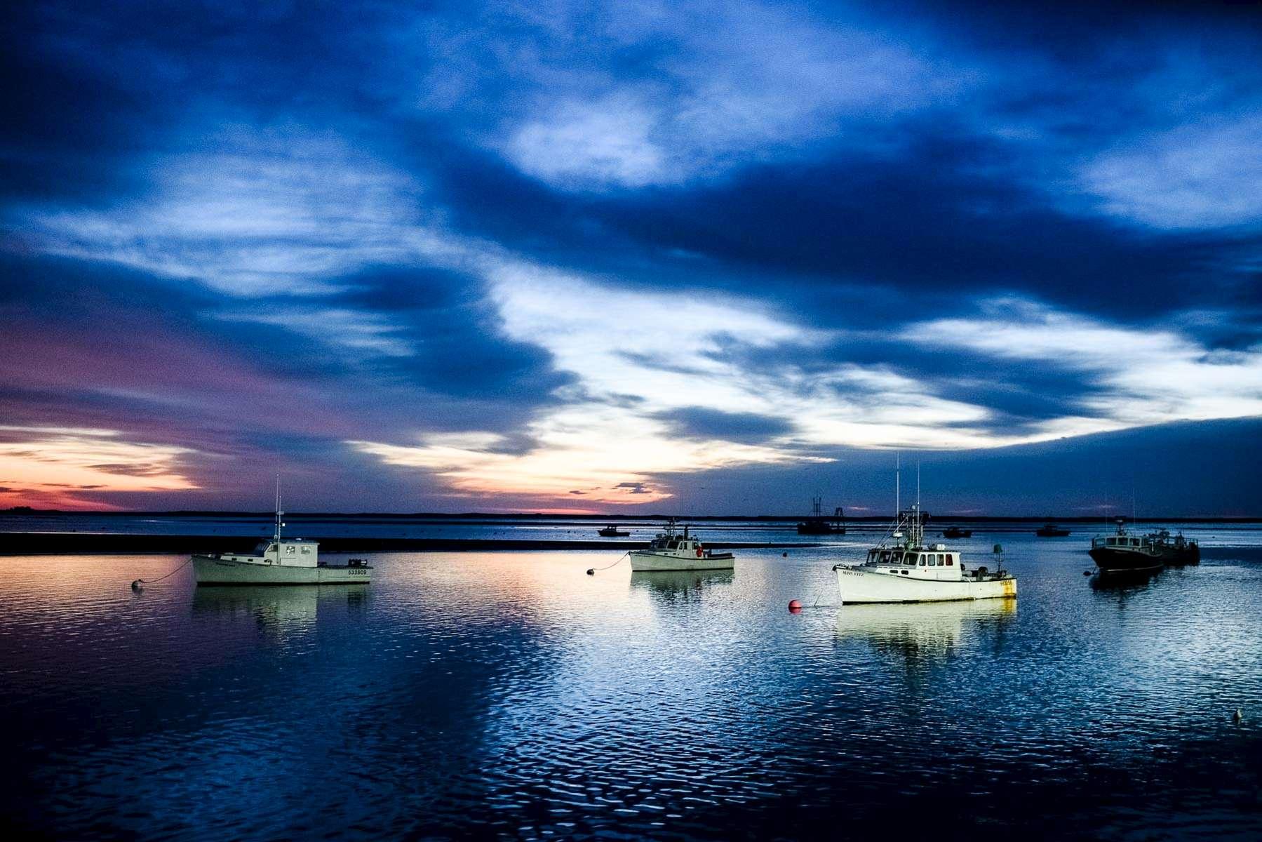 Dawn, Aunt Lydia's Cove