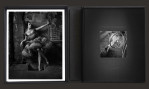 "Order Archive with 15"" x 11.5"" print of Betsy Updraft from the Bookstore. Inquire here."