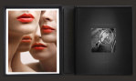 "Order Archive with 15"" x 11.5"" print of Tooker Lips from the Bookstore.  Inquire here."