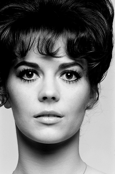 Natalie Wood, Los Angeles, 1962