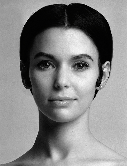 Susan Strasberg, New York, 1962