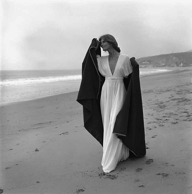 Candice Bergen, Mailbu, 1967