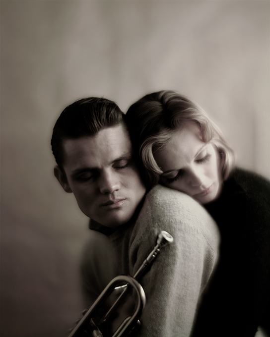 Chet Baker & Wally Coover, New York, 1959