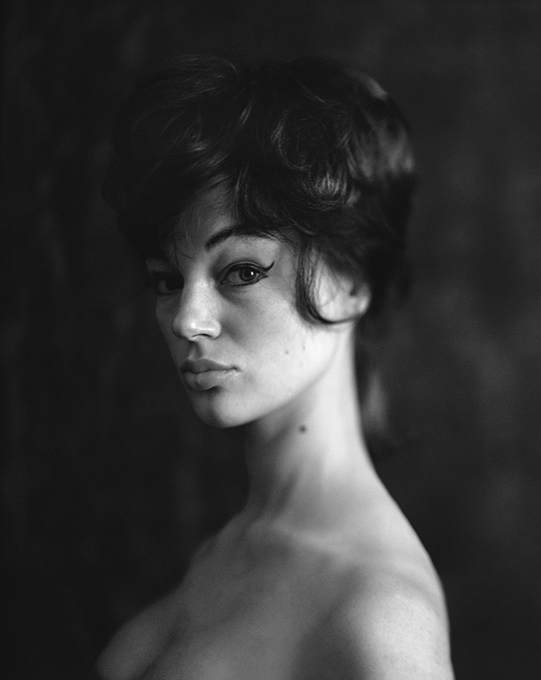 Ivy Nicholson, New York, 1962