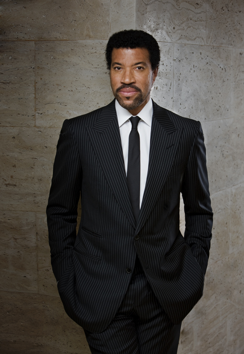 Lionel Richie, Los Angeles, 2008