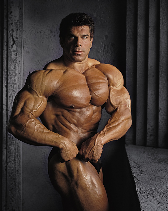 Louis Ferrigno, Los Angeles, 1996