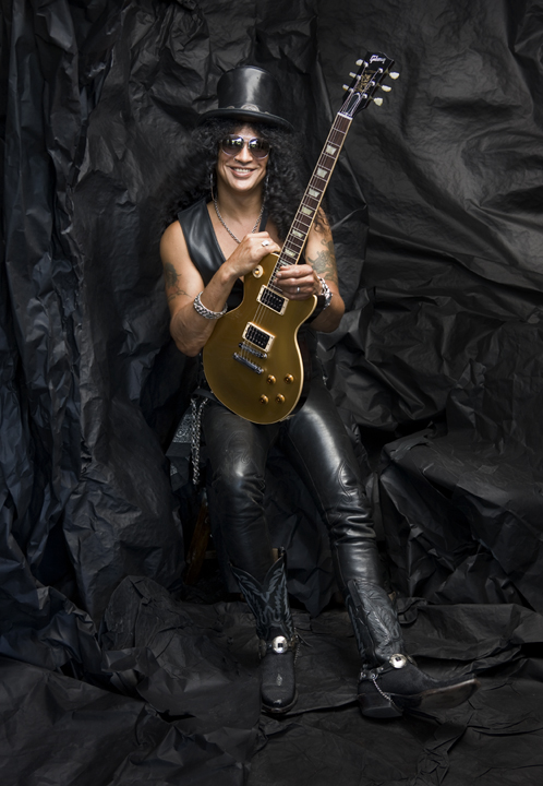 Slash, Los Angeles, 2008
