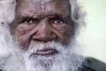 When this man Tommy George dies - the last of the Kuku Thaypan and the last speaker of his language - 42000 years of history dies with him.© Brian Cassey 2009
