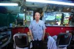 Hong Kong Barber © 2010 Brian Cassey