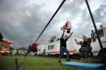 Lennons Circus - Cairns © 2010 Brian Cassey