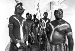 Aurukun Dancers - Thursday Island © Brian Cassey