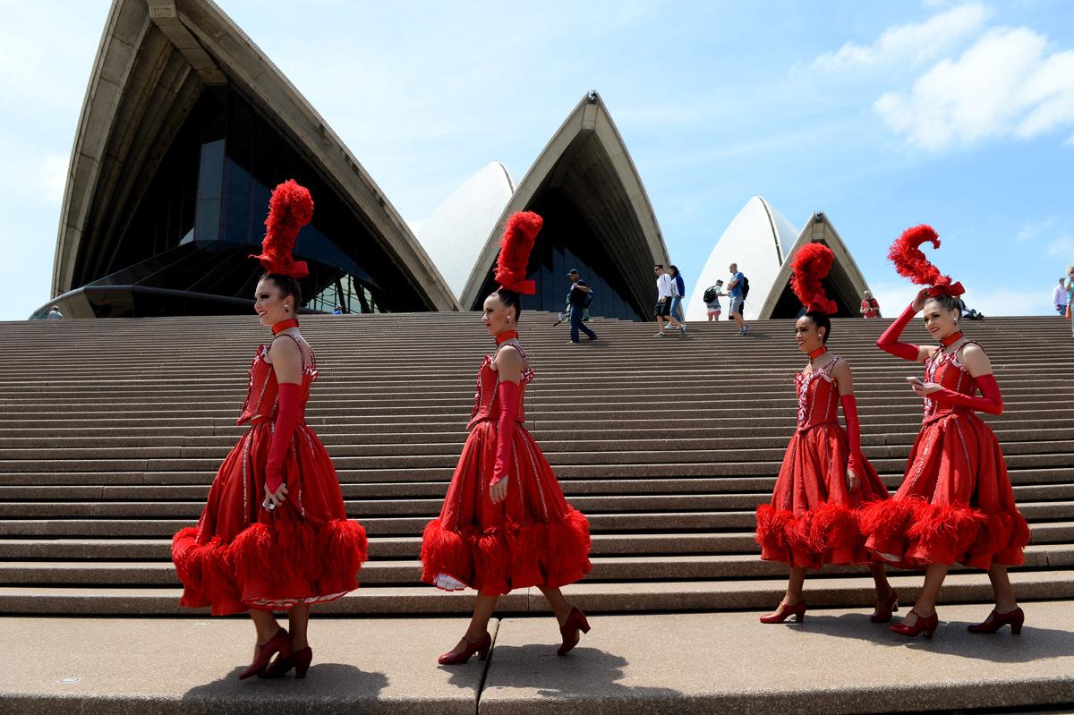 Sydney - Australia © Dan Himbrechts