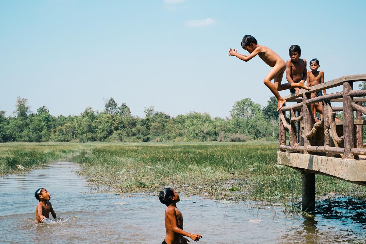 Cambodia © Dan Himbrechts