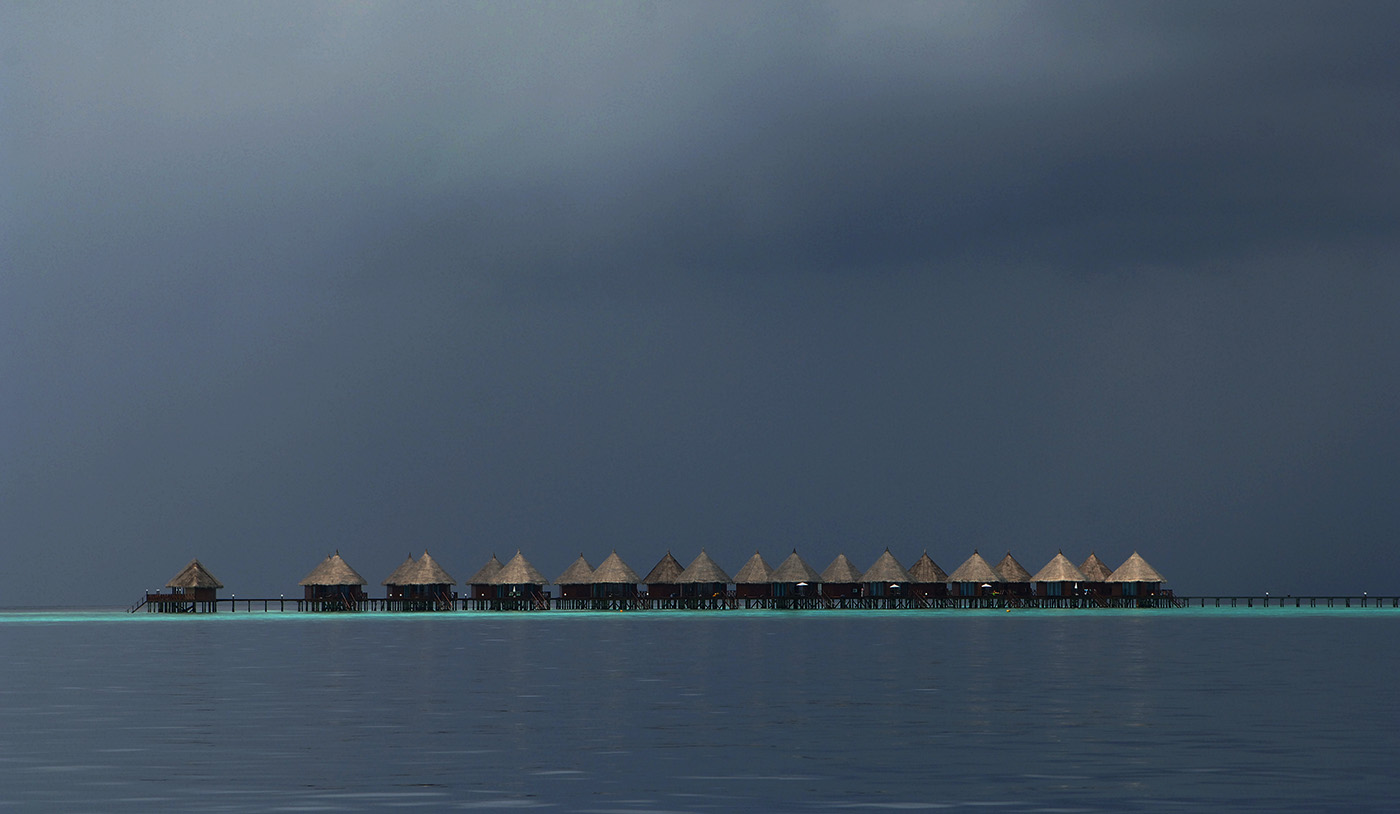The Maldives - Indian Ocean -  © Brian Cassey
