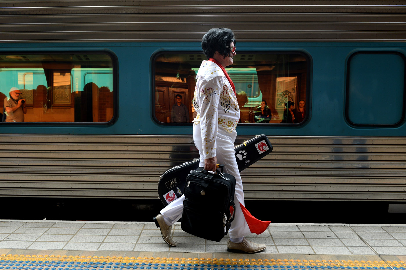 Sydney, Australia © Dan Himbrechts