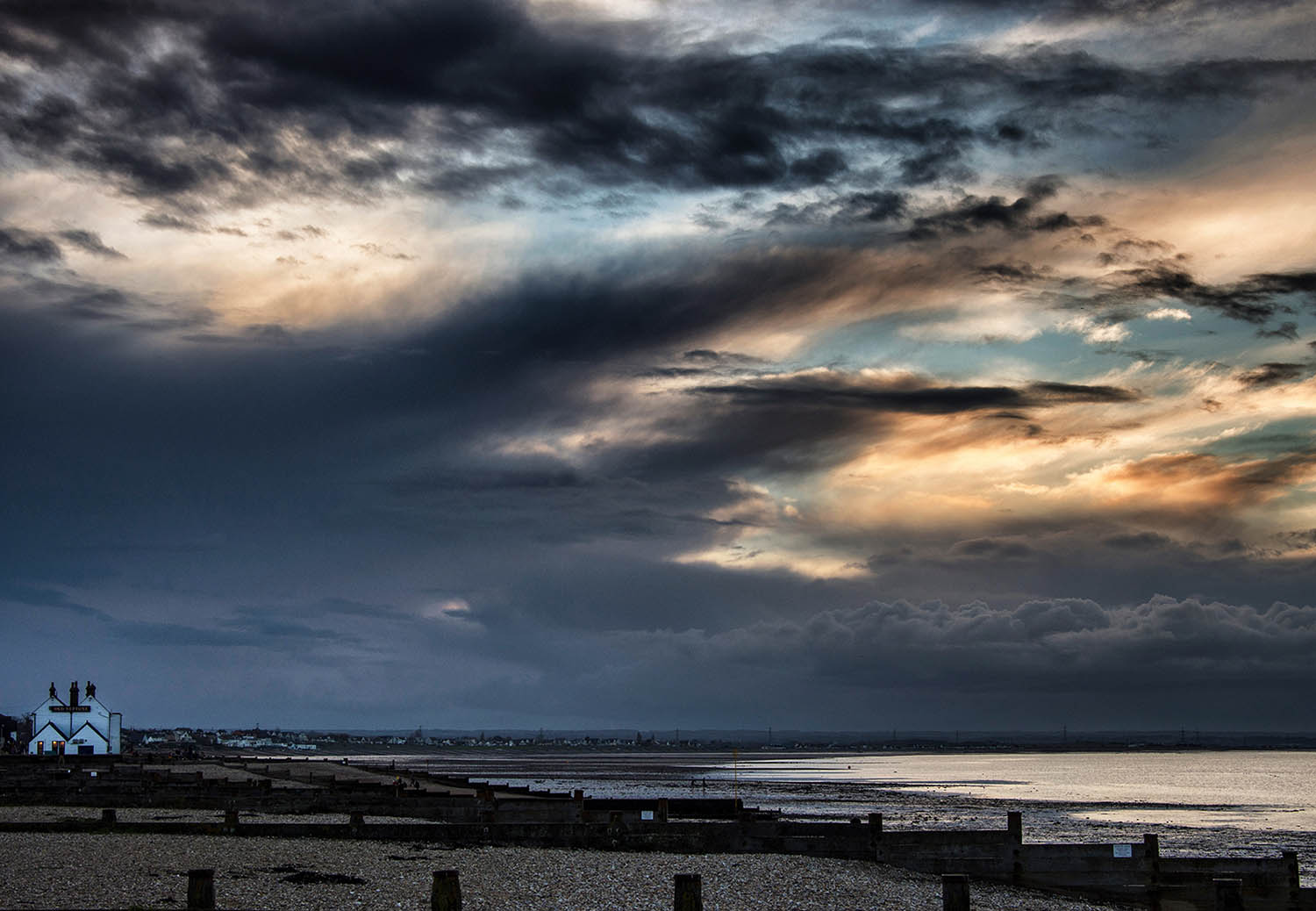 Whitstable UK - The Old Neptune  © Brian Cassey