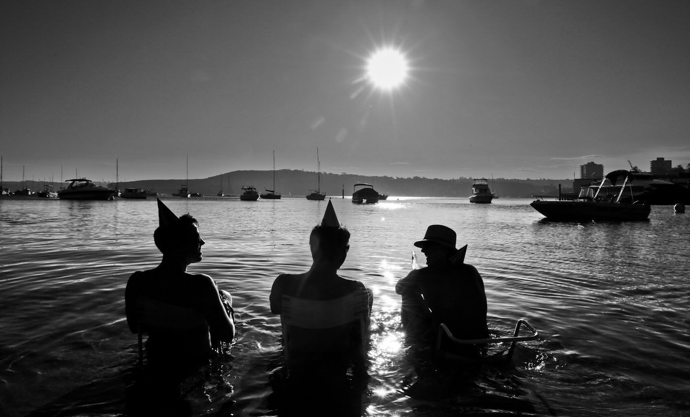 Australia Day - Manly  © Craig Greenhill